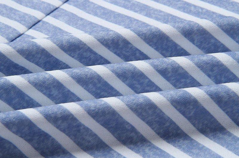 0cd27985c0fb Striped Waist Belted Wide Leg Jumpsuit – Popmira