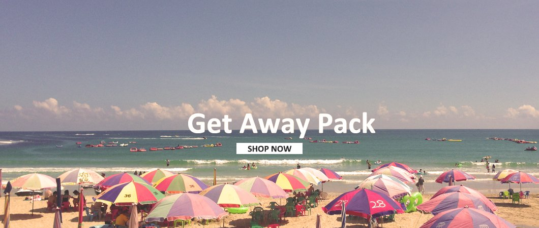 Get Away Pack