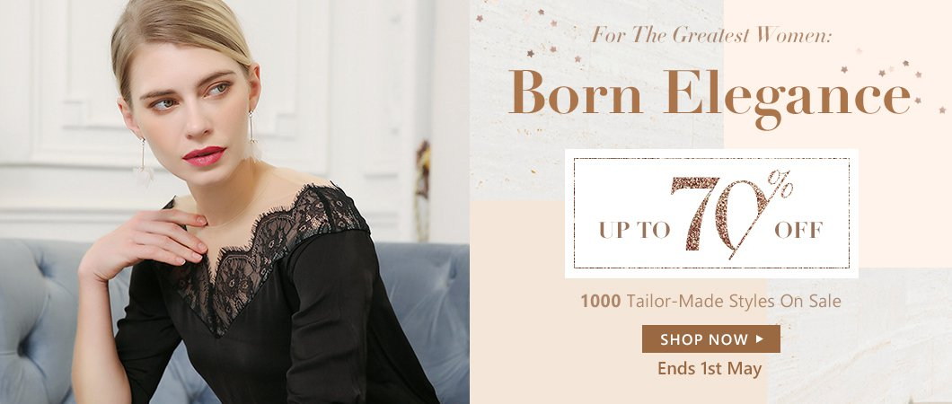 Mother's Day-Born Elegance