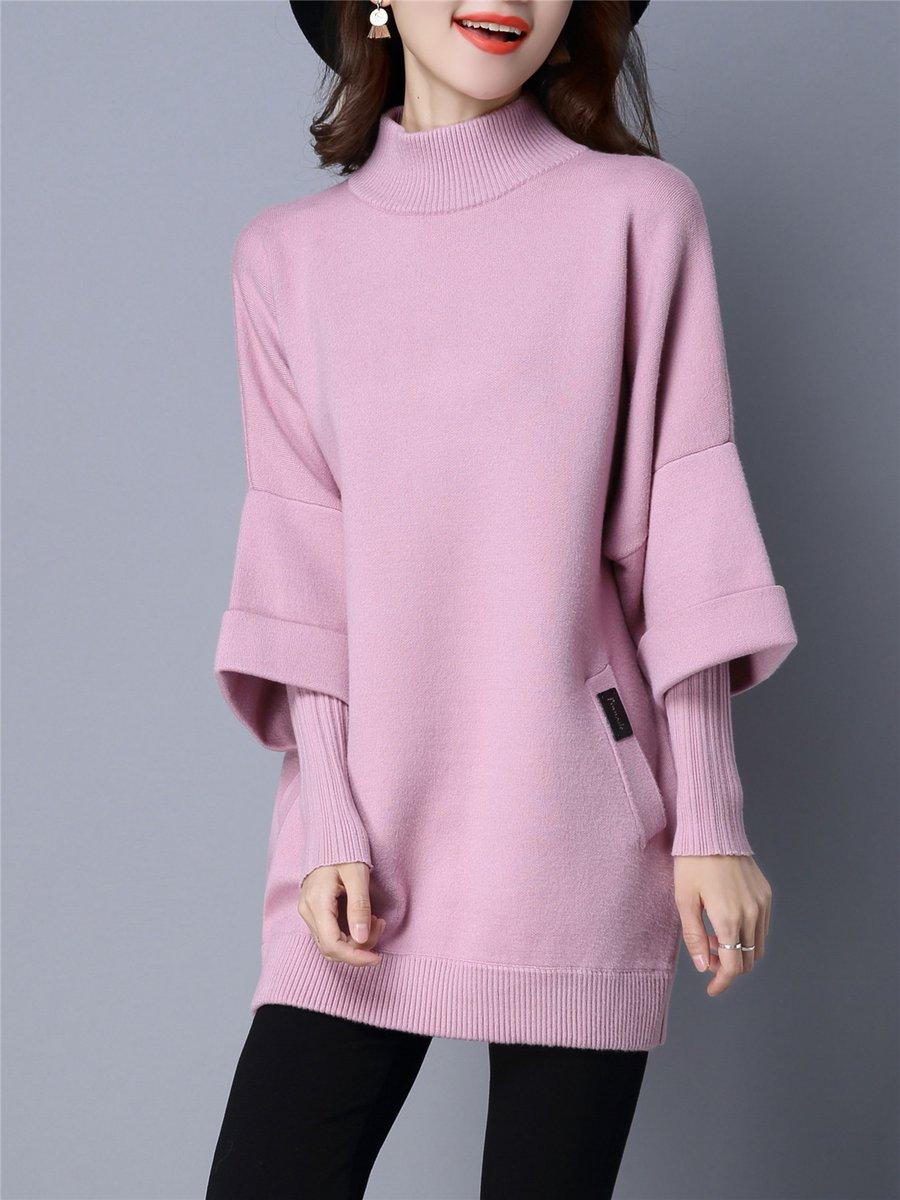 Wool Turtleneck Sweater
