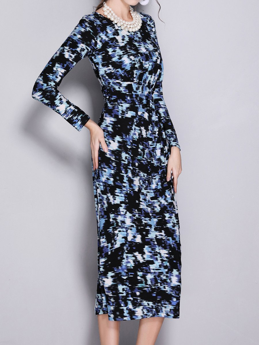 c6983320ffd Stylewe Cocktail Dresses Long Sleeve Bodycon Dresses Evening Bodycon ...