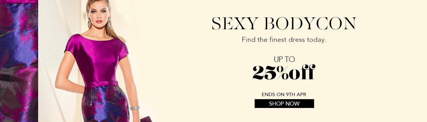 Sexy bodycon-flash sale