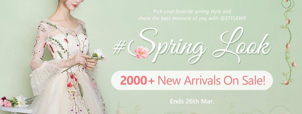 #Spring Look