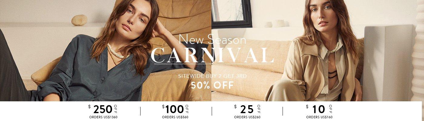 New Season Carnival