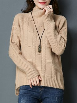 Pastel Yellow Sweater - Shop Online   Stylewe