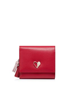 Red Snap Casual Wallet