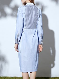 Shirt Dresses -Shop Long &amp- Short Belted T-Shirt Dresses 2017 - StyleWe