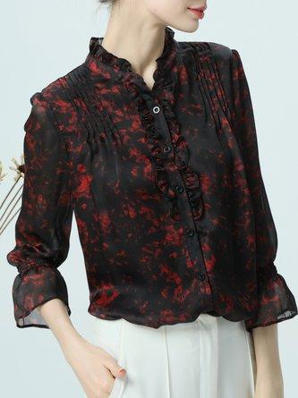 Stand Collar Neck Designs For Blouse : Elegant blouses shop affordable designer elegant blouses for