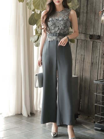 Lace Work Jumpsuits Shop Affordable Designer Work Jumpsuits For