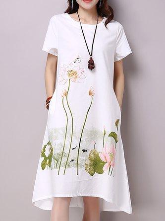 d330fbb3b2 Pink Linen Dresses - Shop Affordable Designer Linen Dresses for ...