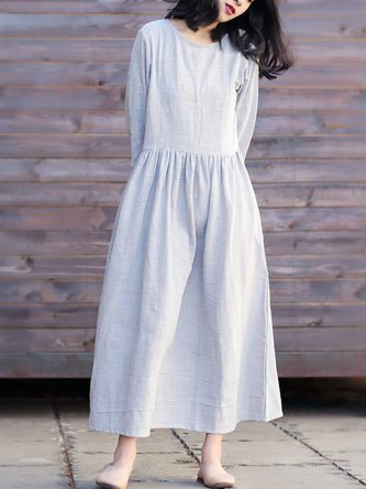 edd0f6c50f Yellow Linen Dresses - Shop Affordable Designer Linen Dresses for ...