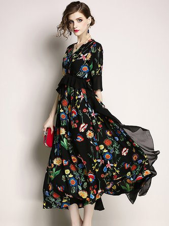 437ada5329b7 Chiffon Dresses - Shop Affordable Designer Chiffon Dresses for Women ...