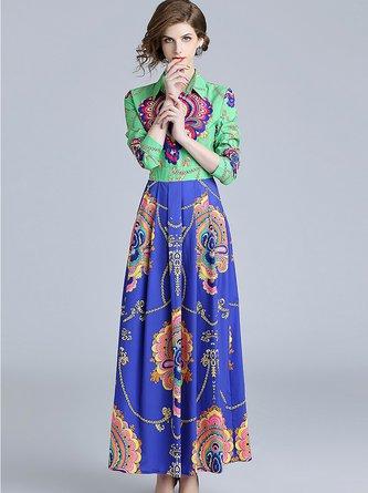 Royal Blue Maxi Dress Shop Online Stylewe