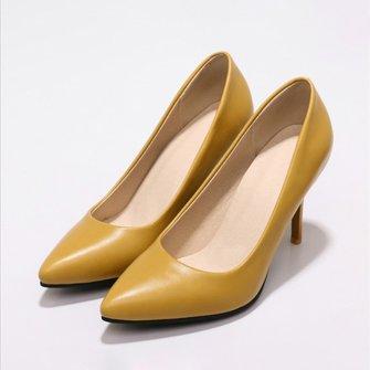 Elegant Pointed Toe Date Women's Heels