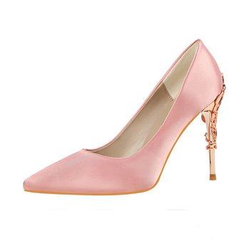 Party & Evening Elegant Satin High Heel Shoes