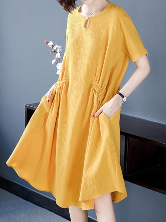 3173d20733 Linen Dresses - Shop Affordable Designer Linen Dresses for Women ...