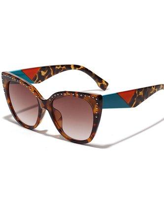 Summer Beach Holiday Daily Casual Women Sunglasses