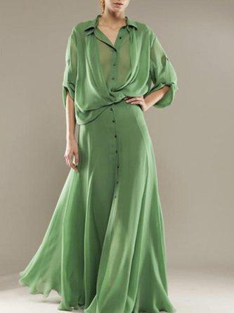 Swing Daily Casual Maxi Dress