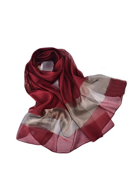 Casual Cotton Scarf