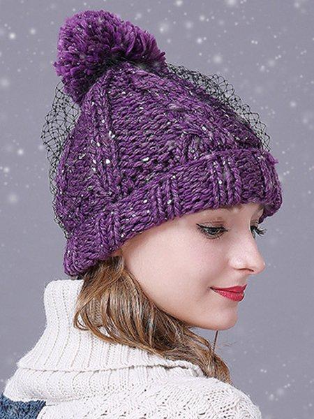 Casual Plain Hat