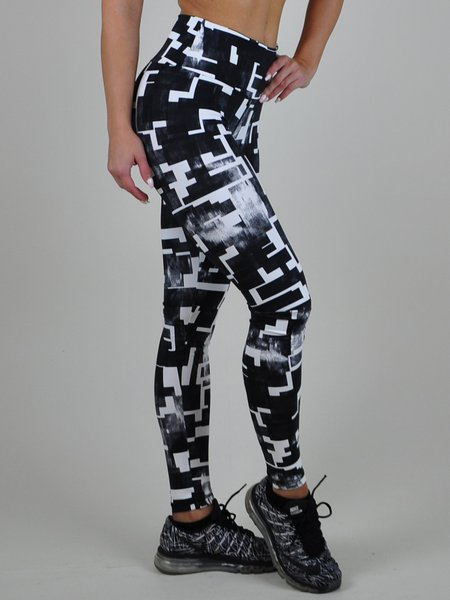 Printed Breathable  Leggings