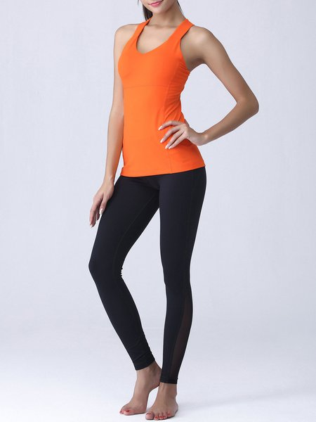 Breathable  Quick Dry Tank with Leggings