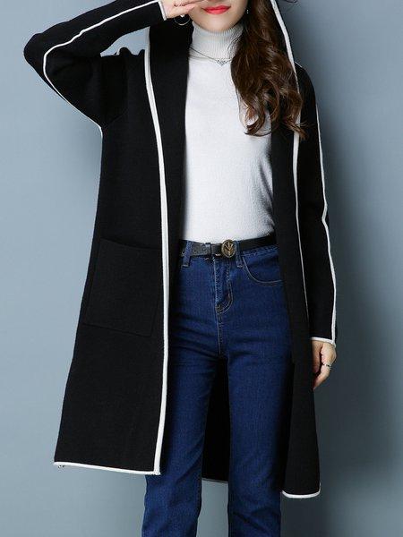 Hoodie Casual Long Sleeve Coat