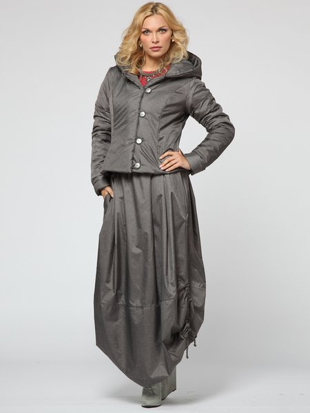 Long Sleeve Casual Hoodie Two Piece Maxi Dress