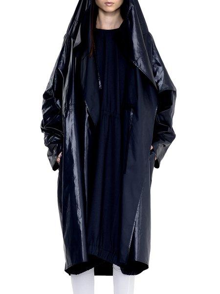 Polyester Long Sleeve Hoodie Casual Coat