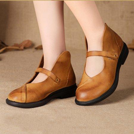 Mori Girl Comfortable All Season Casual Flat Heel Flats
