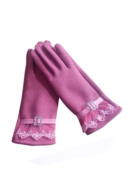 Cotton Casual Gloves