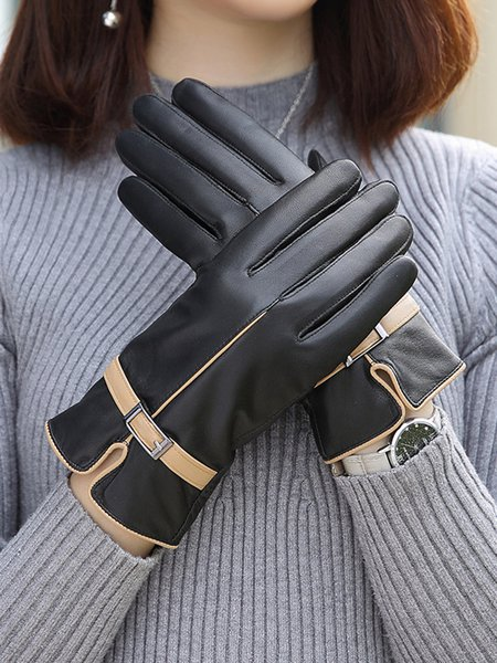 Leather Casual Gloves