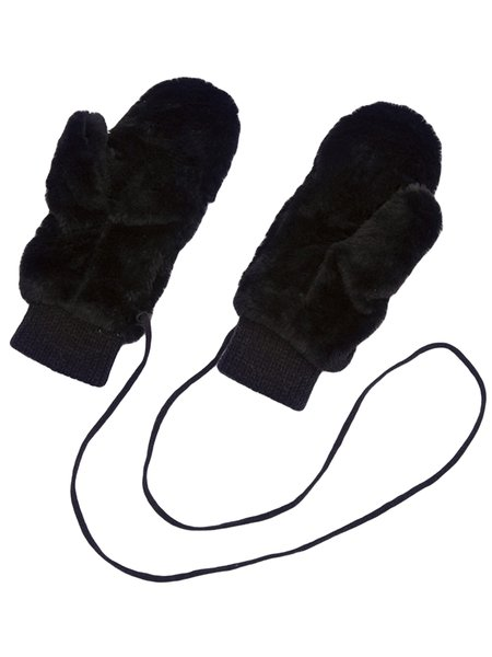 Acrylic Casual Solid Gloves