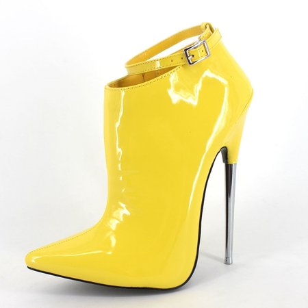 Buckle Stiletto Heel PU Spring/Fall Casual Boots