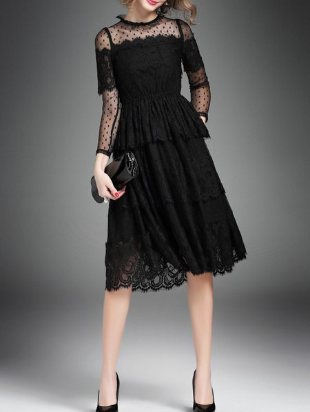 https://www.stylewe.com/product/black-polyester-a-line-pierced-long-sleeve-midi-dress-21009.html