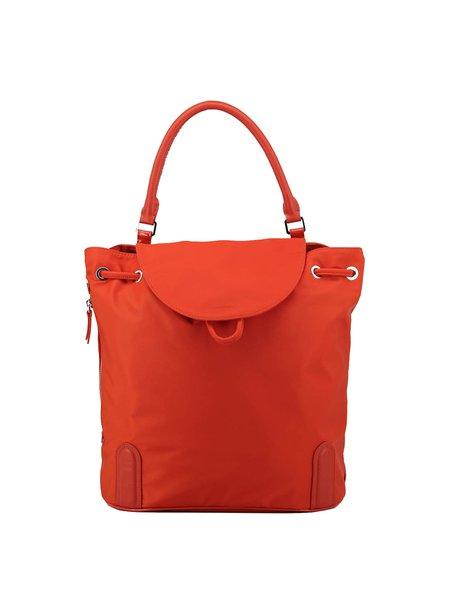 Drawstring Nylon Casual Medium Backpack