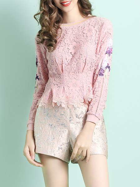 https://www.stylewe.com/product/pink-two-piece-floral-print-guipure-lace-girly-romper-97317.html