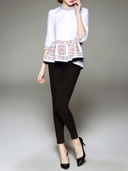 https://www.stylewe.com/product/white-casual-a-line-blouse-27882.html