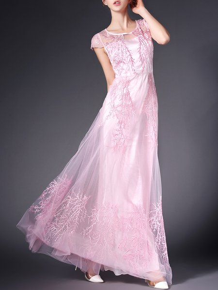 Polyester Evening Dresses 28