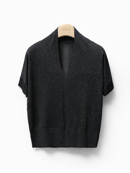 Black Nylon Shirt 87