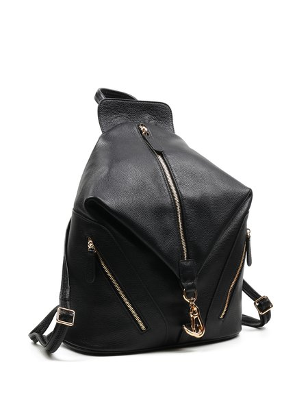 https://www.stylewe.com/product/black-casual-cowhide-leather-zipper-backpack-44630.html