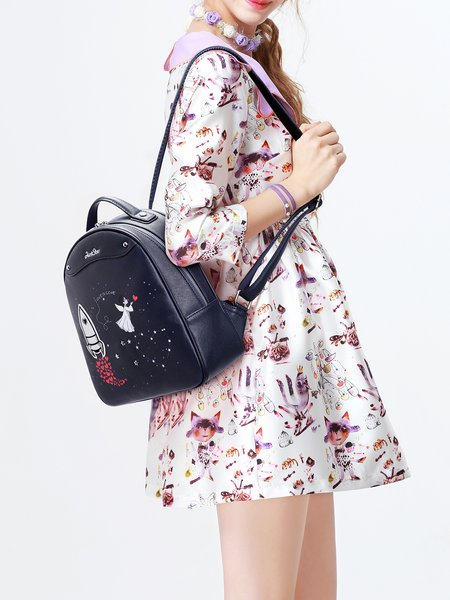 https://www.stylewe.com/product/navy-blue-casual-zipper-pu-backpack-56596.html