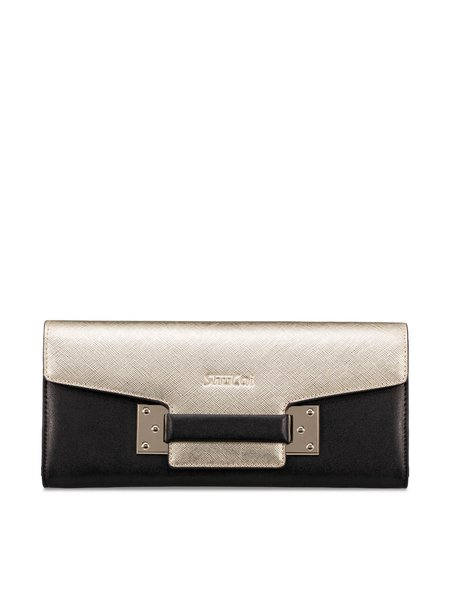 Small Buckle Casual Cowhide Leather Crossbody