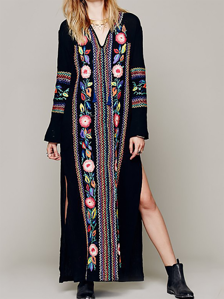 https://www.stylewe.com/product/cotton-v-neck-vintage-long-sleeve-maxi-dress-47723.html
