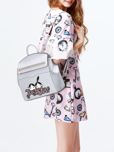 https://www.stylewe.com/product/light-gray-zipper-pu-backpack-66330.html