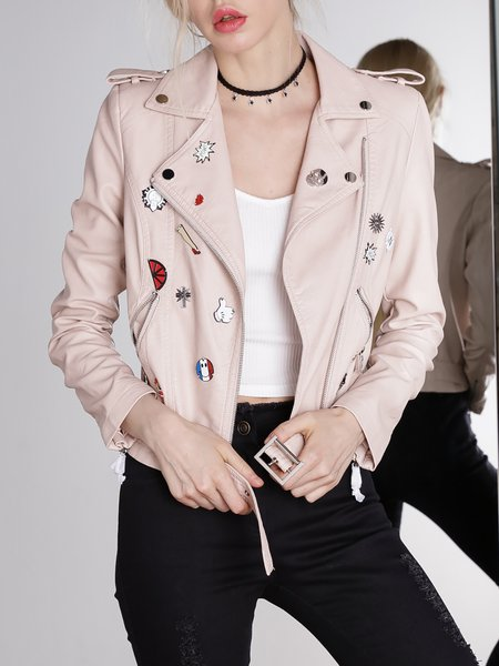 https://www.stylewe.com/product/pink-h-line-plain-statement-leather-jacket-67544.html