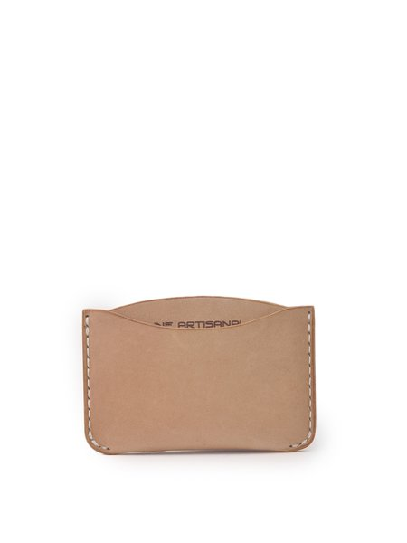 Mini  Cowhide Leather Coin and Card Case