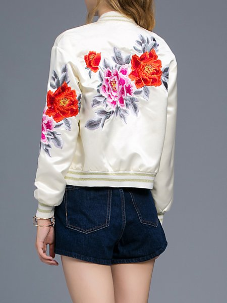 Embroidered Bomber Jacket- Haftowany Bomber Jacket