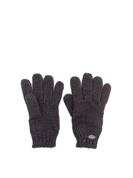 Plain Knitted Gloves