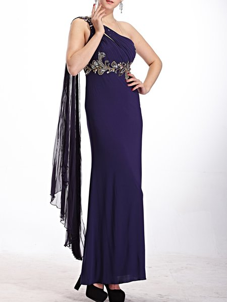 Polyester Evening Dresses 71